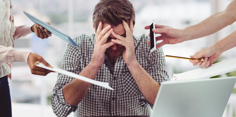 Cuidado con Síndrome de Burnout