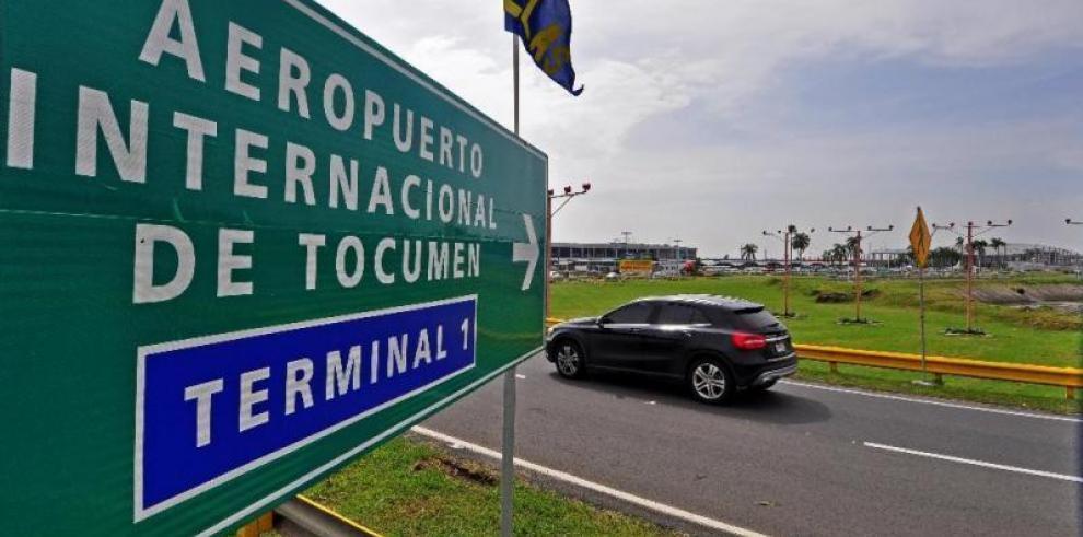 Aeropuerto de Tocumen implementa sistema de numeración en los puentes de embarque