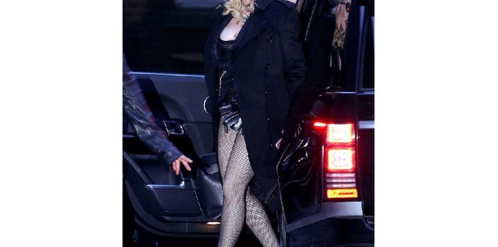 Madonna, la última