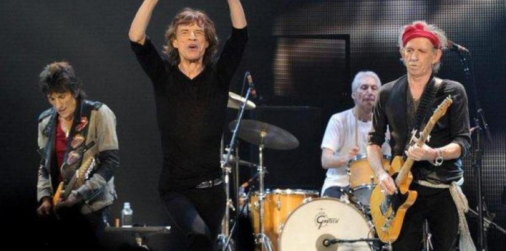 Rolling Stones suspenden su gira por EEUU y Canadá porque Jagger está enfermo