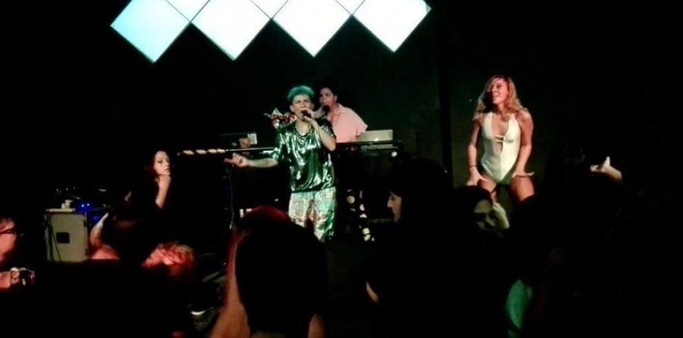 Choco, la cantante argentina que denuncia el machismo con reguetón lésbico