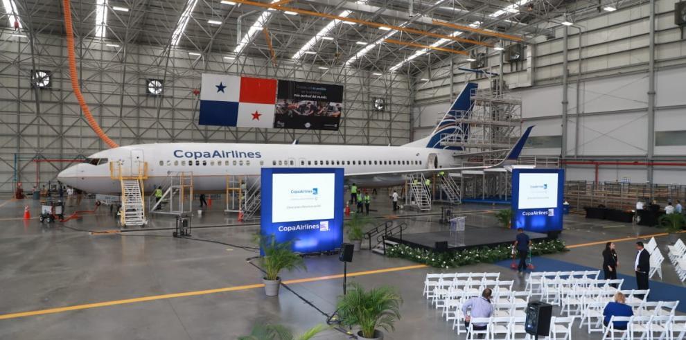 Copaabre centro de mantenimiento que concentrará el 90% de trabajos en Panamá
