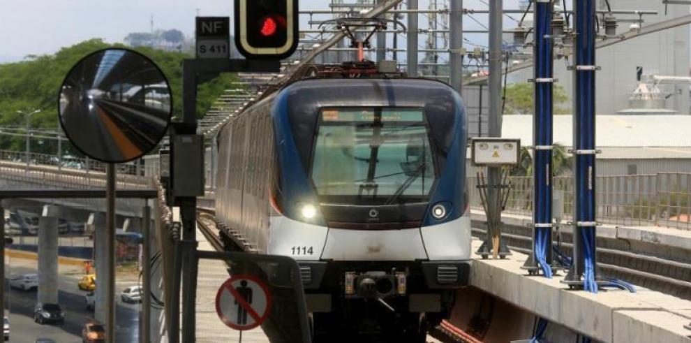 El Metro de Panamá operará mañana a partir de las 5:00 am