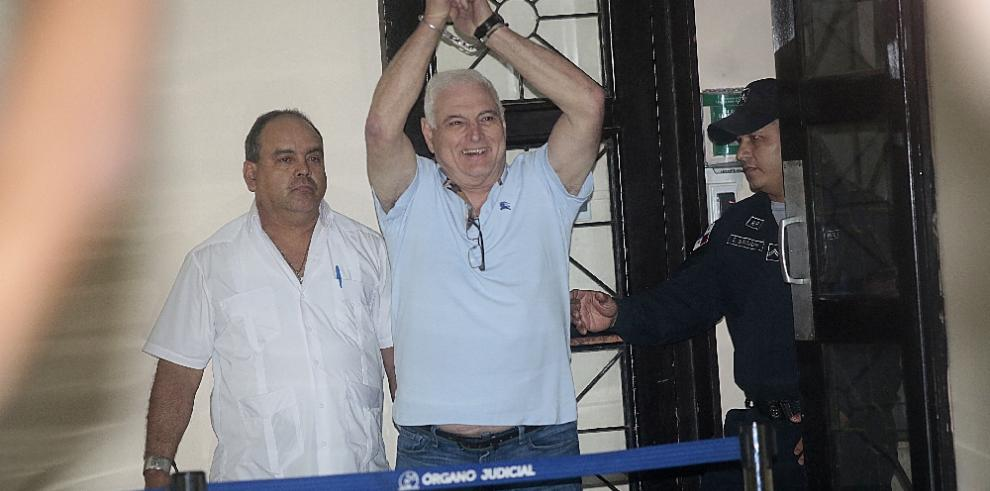 Comité de Derechos Humanos de la ONU, admite querella de Martinelli contra Panamá