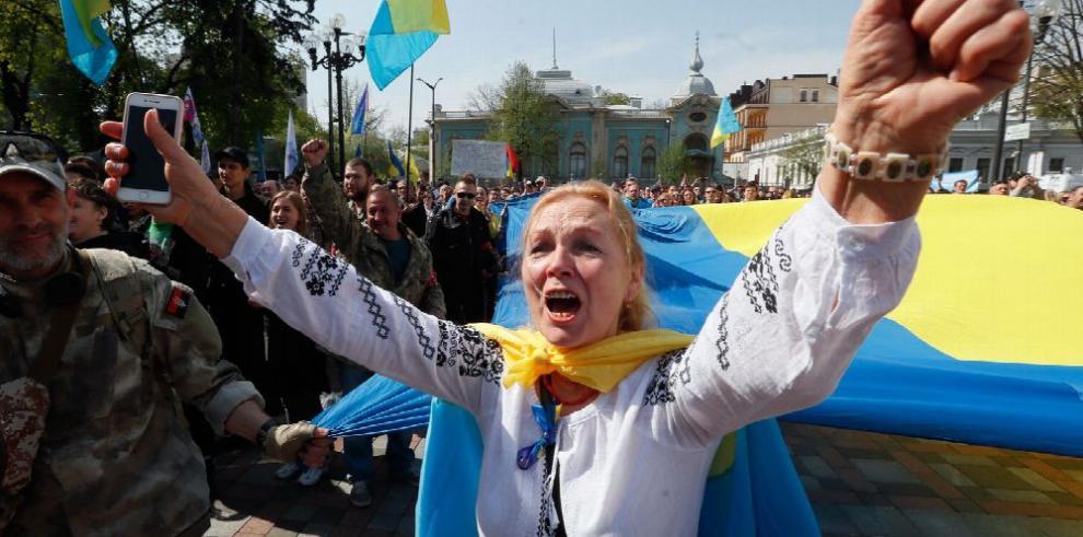 Conflicto armado en Ucrania