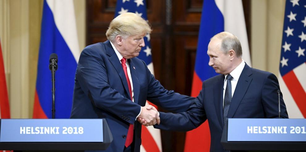 Venezuela y Corea del Norte centran las conversaciones entre Putin y Trump