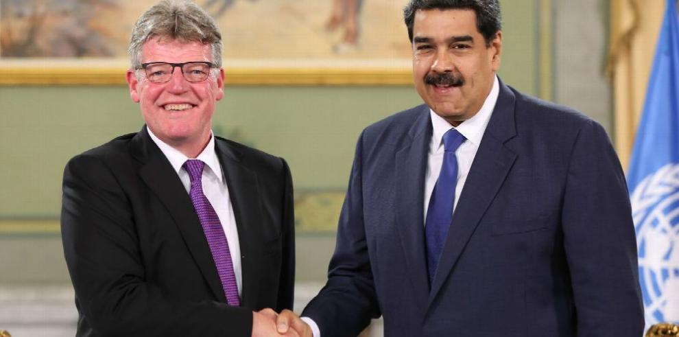 EE.UU. busca 'una coalición amplia' para reemplazar a Maduro en Venezuela