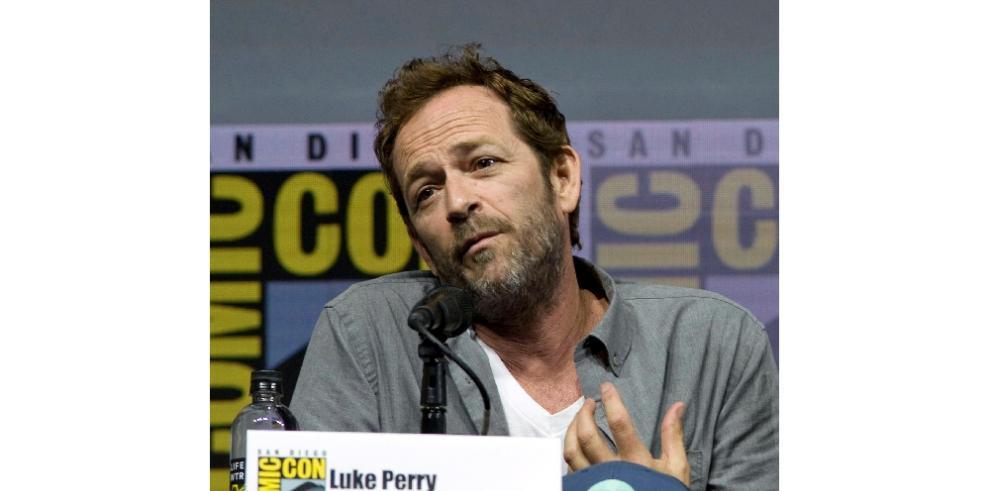 Luke Perry, de la serie