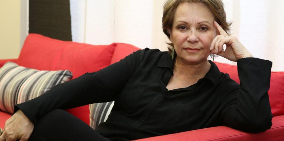 La actriz Adriana Barraza está