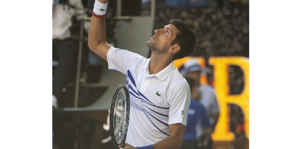 Djokovic, elegido el mejor deportista del año por cuarta vez