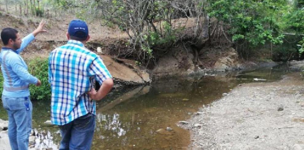 Potabilizadora de Llano de Piedra en Los Santos trabaja al 50% de su capacidad