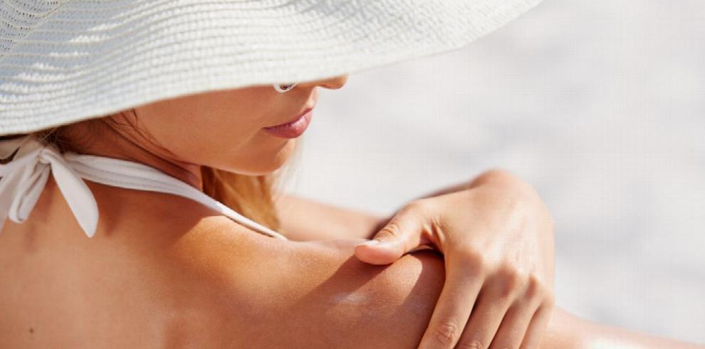 Cuide su piel en el verano