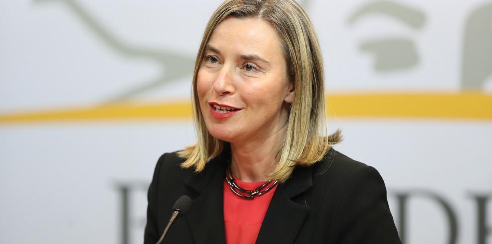 La UE dice que la ayuda humanitaria a Venezuela no debe ser
