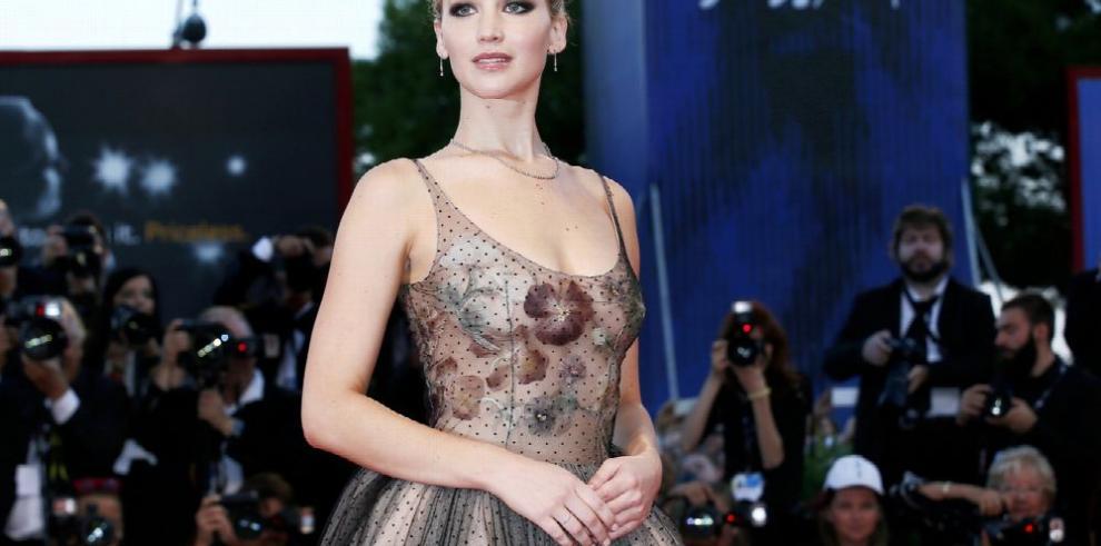 Jennifer Lawrence, comprometida