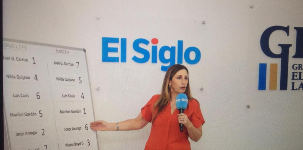 La Estrella de Panamá y EcoTv realizan sorteo del debate de vicepresidentes