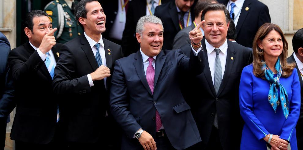 Grupo de Lima dice que vida de Guaidó fue amenazada y responsabiliza a Maduro