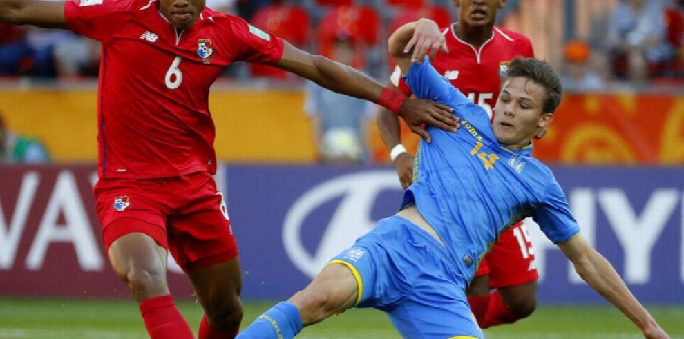 Panamá se va del Mundial Sub-20 con sensaciones muy positivas