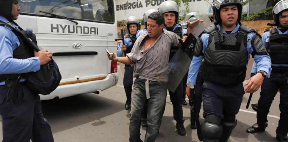 Empresarios de Honduras instan a Gobierno y manifestantes a solucionar crisis