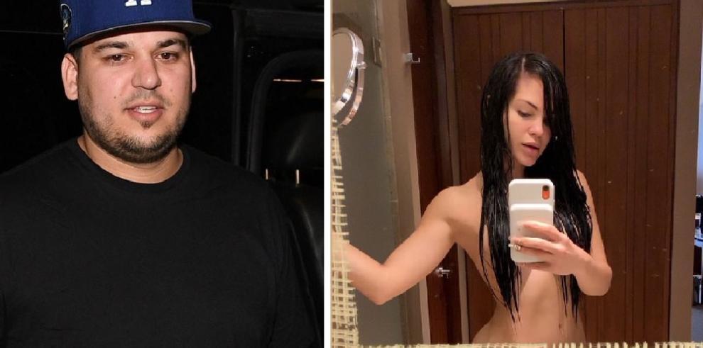 Rob Kardashian coquetea con Natti Natasha en redes sociales