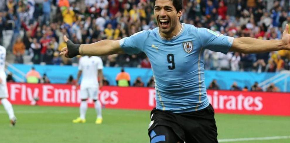 Luis Suárez se incorpora a la selección uruguaya y ultima su puesta a punto