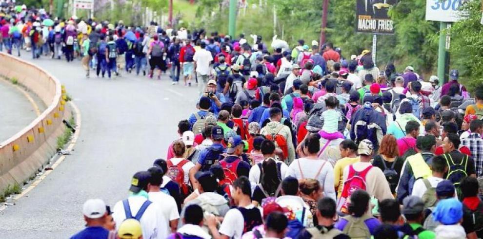 Parlacen apoya plan mexicano para Centroamérica que busca frenar la migración