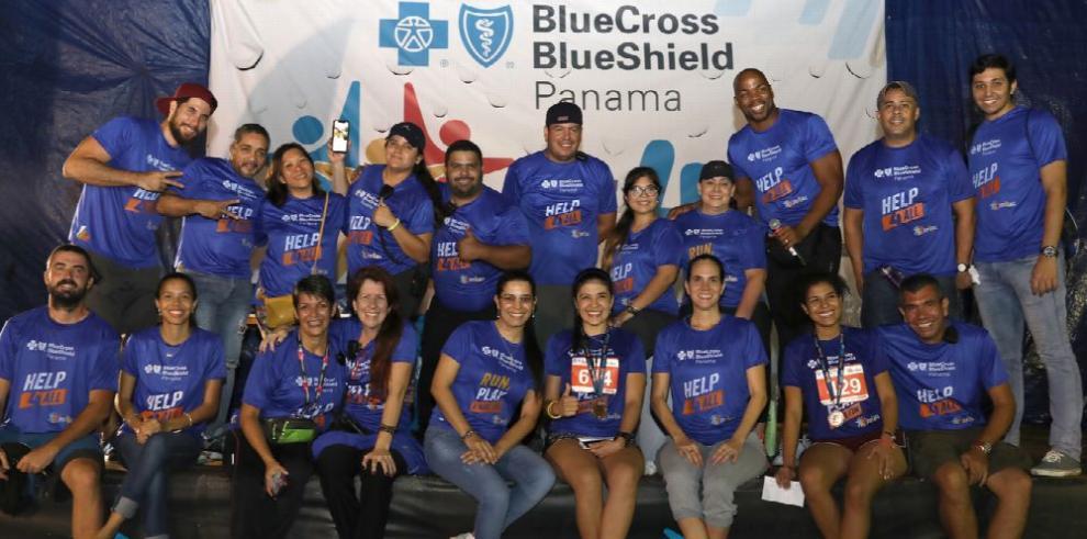 Realizan el Fit Week y la carrera-caminata de Blue Cross and Blue Shield of Panama
