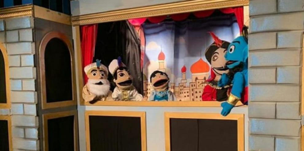 Una pieza teatral para los más pequeños