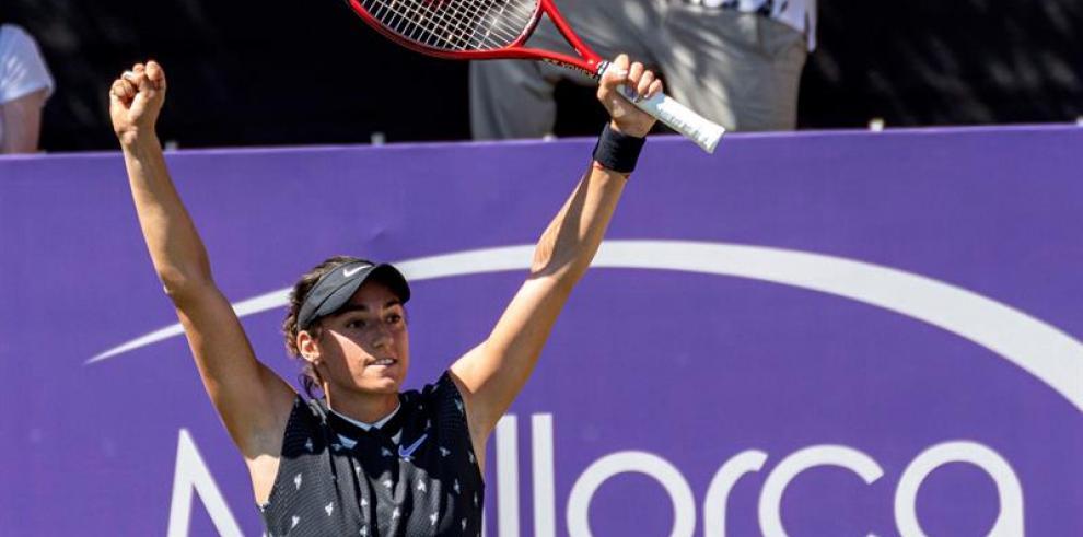 Caroline Garcia elimina a Paula Badosa y alcanza los cuartos de final