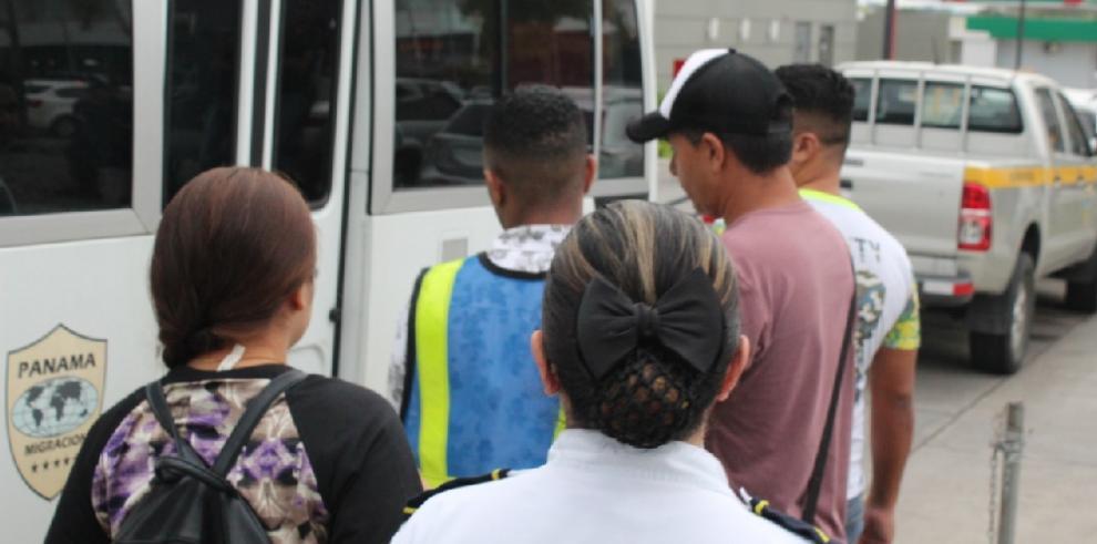 Migración emite más de 20,600 sanciones de julio 2014 a abril 2019