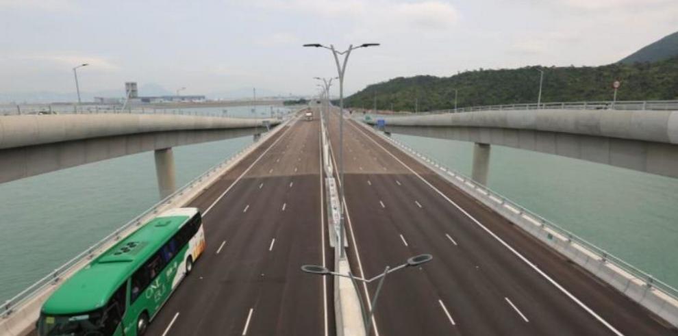 'Cuarto puente sobre el Canal es apoyado por empresa con trayectoria'