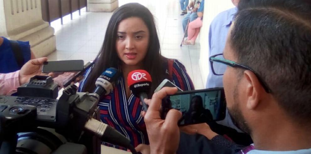 Diputada del PRD se postula por el partido Alianza