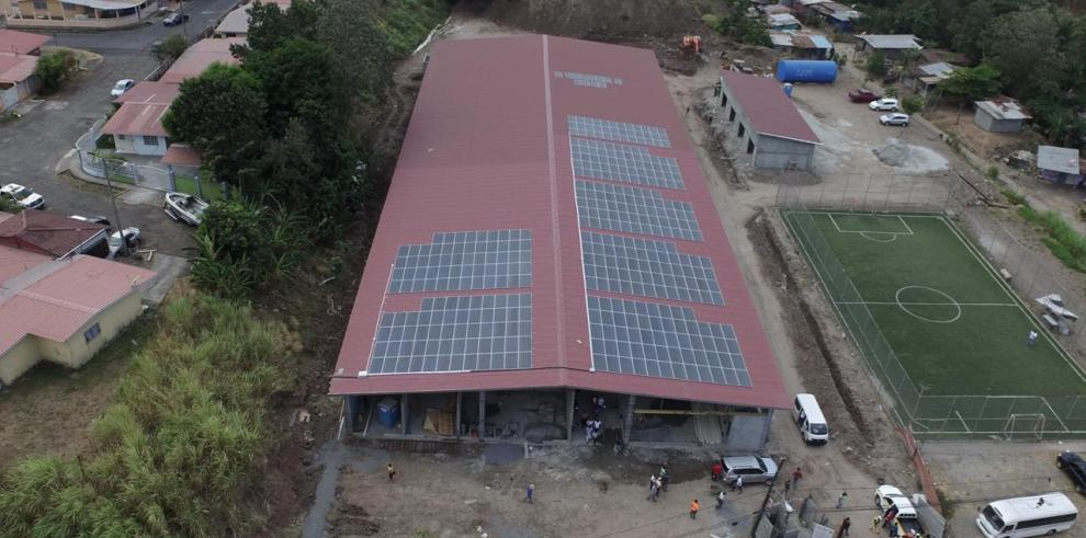 Mercado Municipal funcionará con energía solar