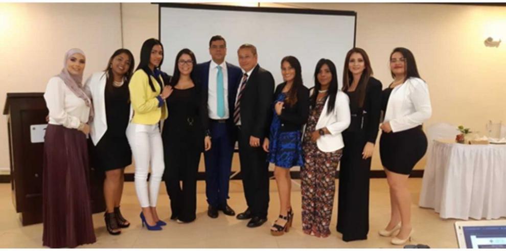 La sede de la USMA en Colón muestra su primer boletín jurídico 'Legatarius'