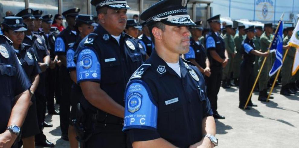 La Policía realiza rotaciones y traslado