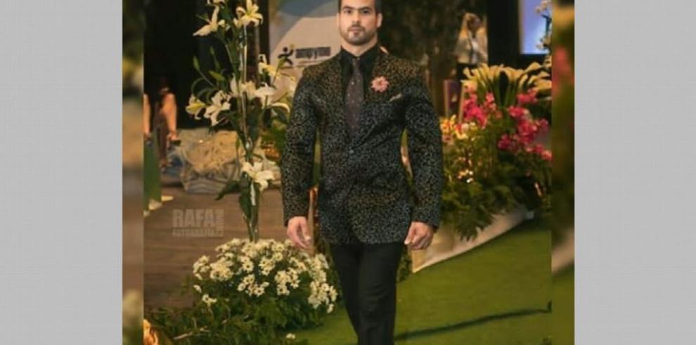 Federico Visuetti coloca a Panamá en el circuito de la moda internacional