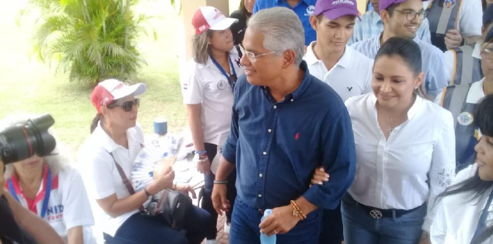 Salgan a votar: evalúen trayectoria y planes de los candidatos, Blandón