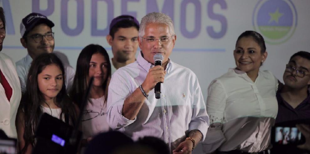 'El partido Panameñista debe renovarse': Blandón