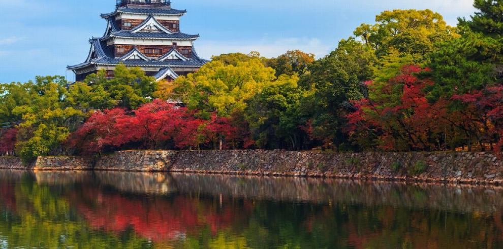 Los castillos japoneses