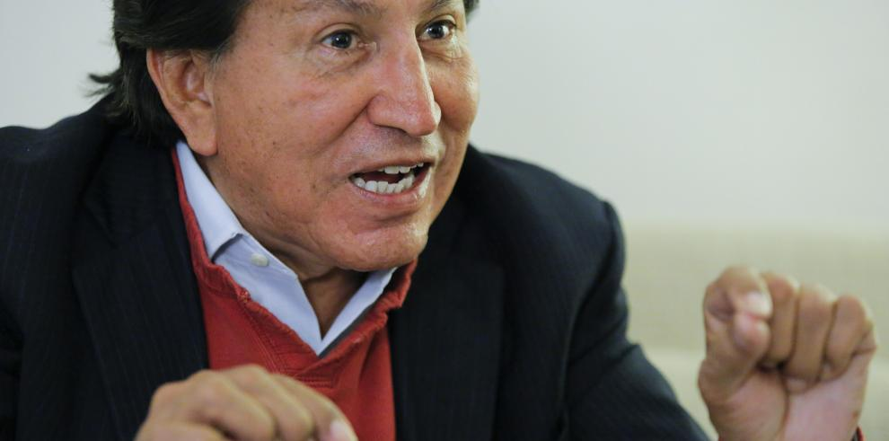 Toledo, expresidente peruano detenido por embriaguez en la vía pública
