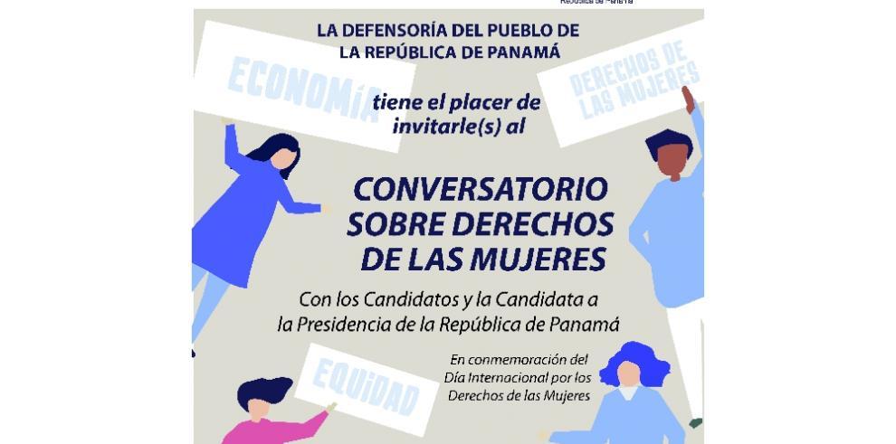 Presidenciales analizarán situación de los derechos de las mujeres
