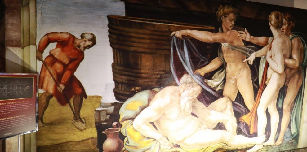 Una exhibición dedicada al Renacimiento