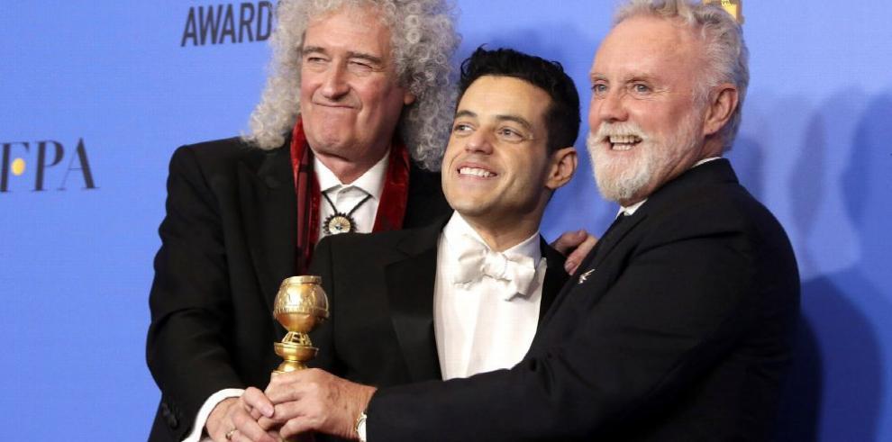 'Bohemian Rhapsody' y 'Roma' brillan en los Globos de Oro