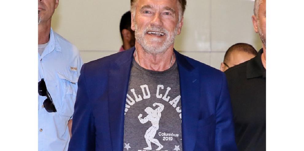 Arnold Schwarzenegger no emprenderá acciones legales contra su agresor