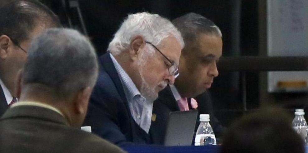 'El autor de los pinchazos se encuentra hoy sentado en calidad de acusado', fiscal Vásquez