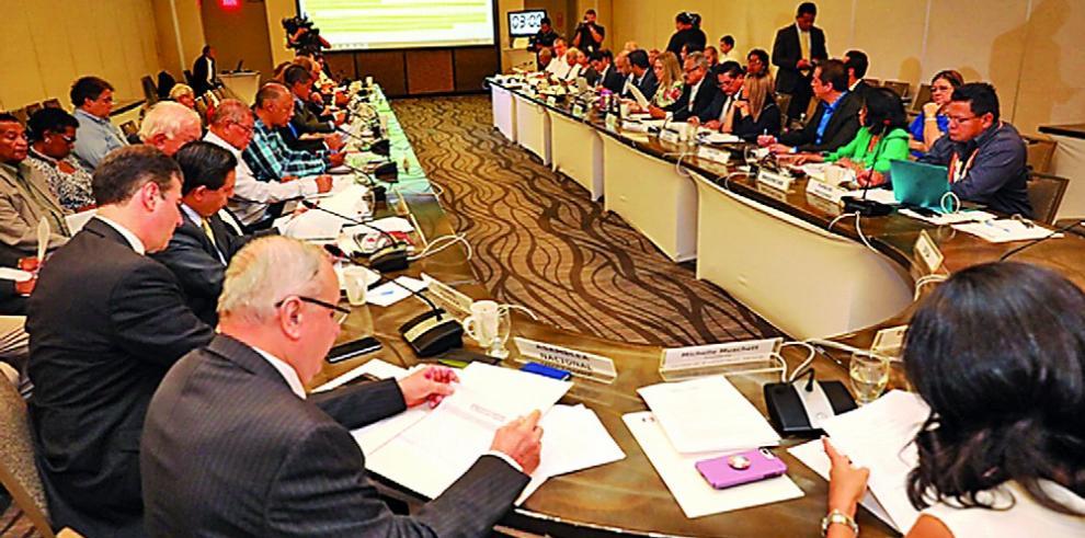 Concertación retoma análisis del plan de reformas
