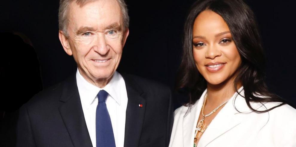 La capital de la moda se arrodilla ante Rihanna