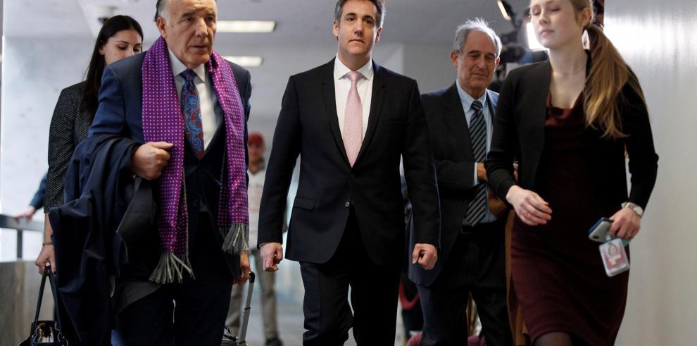 Tribunal de Nueva York inhabilita a Michael Cohen, exabogado de Trump