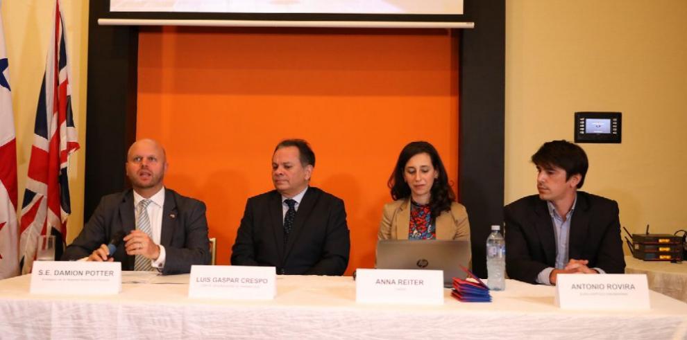 Gobierno británico ofrece a Panamá financiar JCC 2022