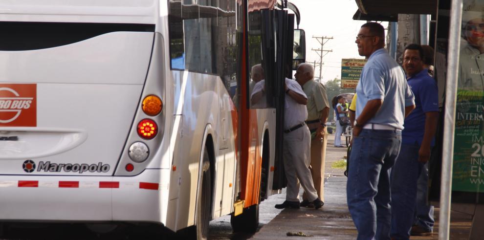 Mi Bus realizará desvíos por el carnaval capitalino