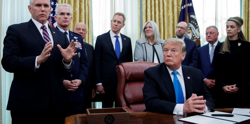 EE.UU. achaca el fin del pacto nuclear INF a falta de colaboración de Rusia